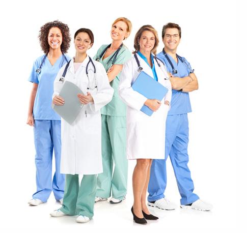 catheterization hospital staff